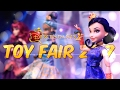Download Unbox Daily: Disney Descendants 2 - FIRST LOOK - Hasbro Toy Fair 2017 Review - 4K Video