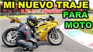 Download MI NUEVO TRAJE PARA MOTO OMEGA RACING - BLITZ RIDER Video