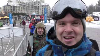 Download PUff Wednesday Whistler Opening Day Video