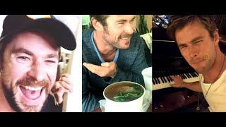 Download Chris Hemsworth - Funny moments 2018 Video