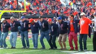 Download Marching Illini Halftime Show: 76 Trombones & Go Cubs Go | November 5, 2016 Video