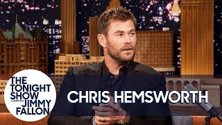 Download Chris Hemsworth Explains Thor's Unexpected Ragnarok Haircut Video