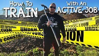 Download How to Train When You Have an Active Job | Tiger Fitness Video