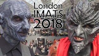 Download IMATS London 2018 VLOG & Haul! Video
