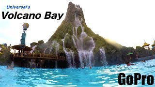 Download UNIVERSAL'S VOLCANO BAY - GOPRO TOUR! Video