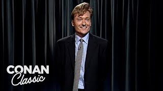 Download The First Episode Of ″Late Night With Conan O'Brien″ Video