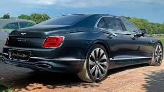 Download Bentley Flying Spur W12 (2020) - Excellent Luxury Limousine! Video