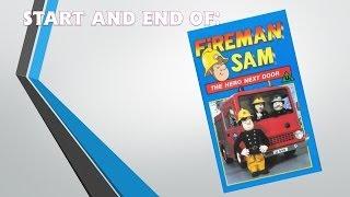 Download Start and End of Fireman Sam: The Hero Next Door (1988) Video