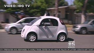 Download Close-Up Look At Google's Self-Driving Car Video