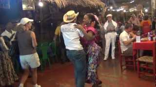 Download Santo-Domingo (DR) Salsa Dancing at El Conuco Video