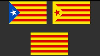 Download If Catalonia Leaves Spain, What Will Be Its Flag? Video
