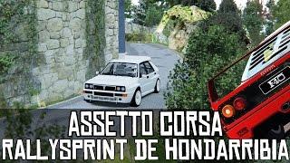 Download Assetto Corsa    RallySprint de Hondarribia Video