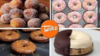 Download 8 Decadent Donut Ideas | Twisted Video