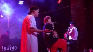 Download 180721 Indigo - 저스디스(JUSTHIS) , Kid Milli , NO:EL , 영비(Young B) 인디고뮤직 컴필레이션 앨범 발매 기념 콘서트 Video