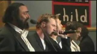 Download No Matter What Stephen Gately & Pavarotti Video