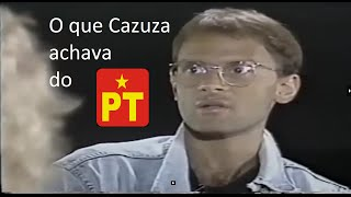 Download O que Cazuza achava do PT Video