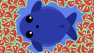 Download EXTREME DANGEROUS BLUE WHALE VS all servers (NEW) (Mope.io Blue Whale) Video