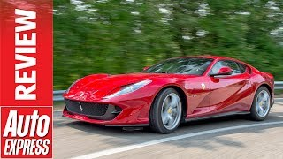 Download Ferrari 812 Superfast review: 789bhp tech fest is pure Ferrari magic Video