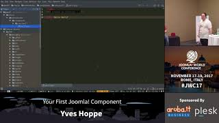 Download Your First Joomla! Component - Yves Hoppe Video