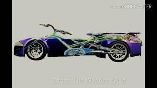Draw Tarzan The Wonder Car In Ms Paint Easily Dc Free Download