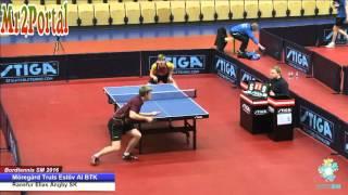 Download Table Tennis - Elias Ranefur Vs Truls Moregardh - Video