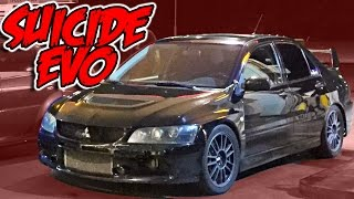Download Street Racing Taxi - The SUICIDE EVO! Video