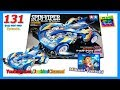 Download TAMIYA Review เจ้าหนูสายฟ้า Let's & Go โทคิจิ Spin-Viper Pearl Blue Sp. 95329 | จุ๊กกุ่ย Mini4WD 131 Video