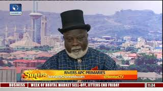 Download Rivers APC Factions Faceoff As Court Nullifies Primary Election Pt.3 |Sunrise| Video