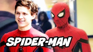 Download Tom Holland Surprises Fan For Spider-Man Homecoming Video