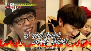 Download Funny Comment From Member HAHAHA [Running Man Ep 288] Video