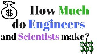 Download How Much do Engineers and Scientists Make? Salary and Employment Statistics Video