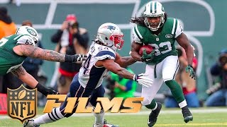 Download Patriots Controversial Coin Toss | Patriots vs. Jets | NFL Turning Point | NFL Films Video