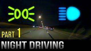 Download Driving At Night - Part 1 Video