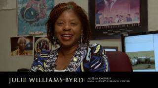Download NASA Modern Figure: Julie Williams-Byrd Video