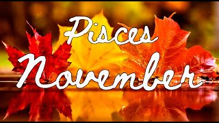 """Download Pisces """"You get what you want…but are you TRULY ready"""" November 2019 Tarot Reading Video"""