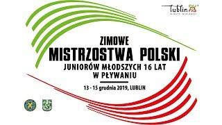 Download 3E - Zimowe Mistrzostwa Polski Juniorów 16 lat - Lublin 2019 Video