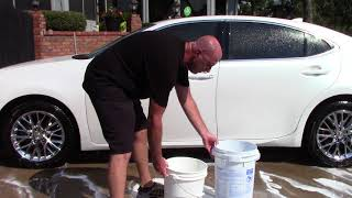 Download The Best Way To Use A Foam Cannon - Throw Away Grit Guard! Video