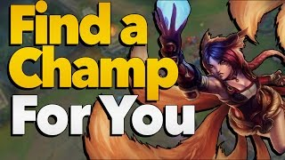 Download How to Find a Champion That is Right for You | League of Legends Video