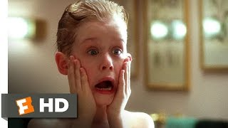 Download Home Alone (1990) - Kevin Washes Up Scene (1/5) | Movieclips Video