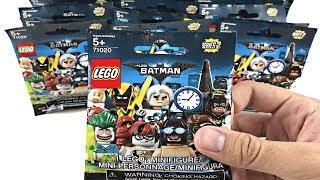 Download LEGO Batman Minifigures Series 2 - 30 pack opening! Video