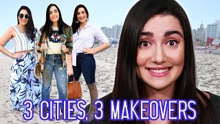 Download I Got A Makeover In 3 Different U.S. Cities Video
