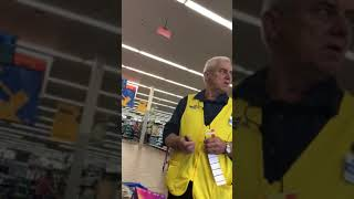 Download Walmart will not let me leave the store without showing receipt Video
