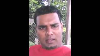Download Guyanese citizen fed up of police Video