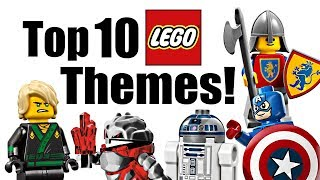 Download Top 10 LEGO Themes! Video