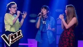 Download Nikki, Anamaría y Angie cantan 'Bohemian Rhapsody' | Batallas | La Voz Teens Colombia 2016 Video
