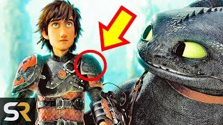 Download 25 Hidden Secrets In How To Train Your Dragon Video