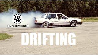 Download DRIFTING VOLVO 740 T5 600WHP | Thomas Wänerås Video