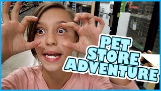 Download 🐶🐶PET STORE ADVENTURES!!🐶🐶 SMELLY BELLY TV | FAMILY VLOG Video