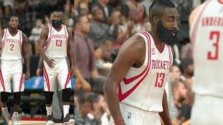 Download NBA 2K17 Play Now - Rockets! James Harden Poster! PS4 Pro 4K Video