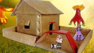 Download How to Make a Hut Best Out of waste Material Video